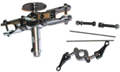 Flybarless Head - Rotorkopf für 8mm Hauptwellen